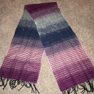 Croft & Barrow acrylic scarf.